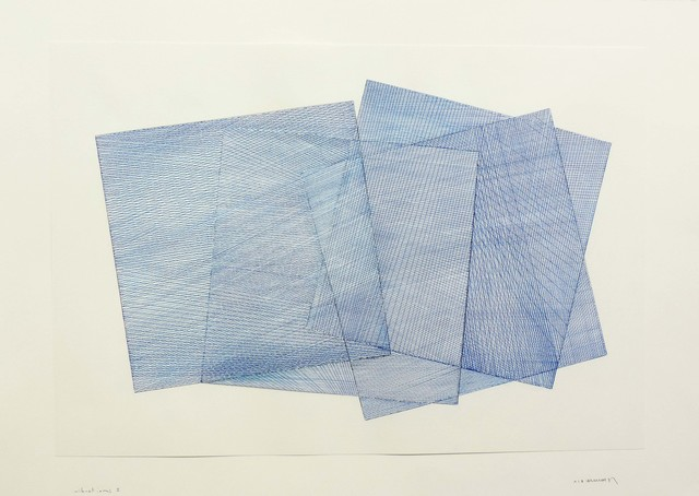, 'Vibration II ,' 2017, Galerie La Ligne