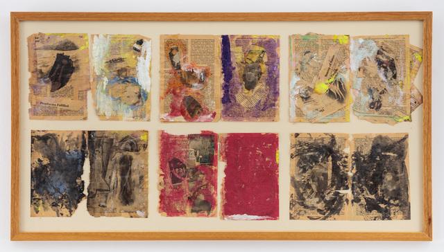 , 'Diario Playas de Tijuana (Gerson Institute),' 1995, P.P.O.W