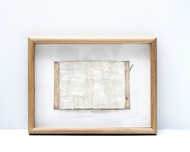 , 'Llibre d'onades,' 2019, Galeria Miquel Alzueta