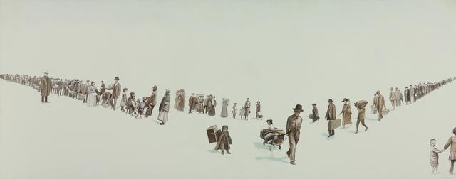 , 'V,' 2015, Hespe Gallery
