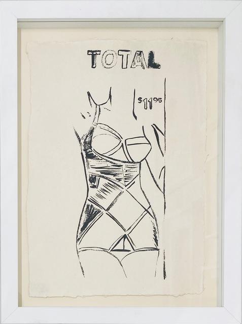 Andy Warhol, 'Total (F/S Cat. #IIIA.69)', 1986, Robert Fontaine Gallery