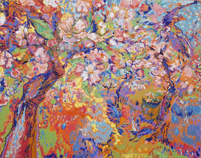 , 'Apple Blossoms Opus 1,' 2018, Sorelle Gallery Fine Art