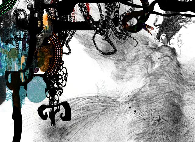 Daniel Egnéus, 'Medea and the Golden Fleece', 2014, DECORAZONgallery