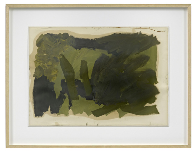 , 'Skizze Zu Parkstueck (#320-2),' 1971, Simon Lee Gallery