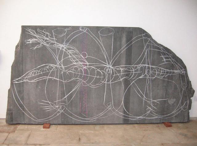 , 'Coccodrillo perfetto,' ca. 1995, KEWENIG