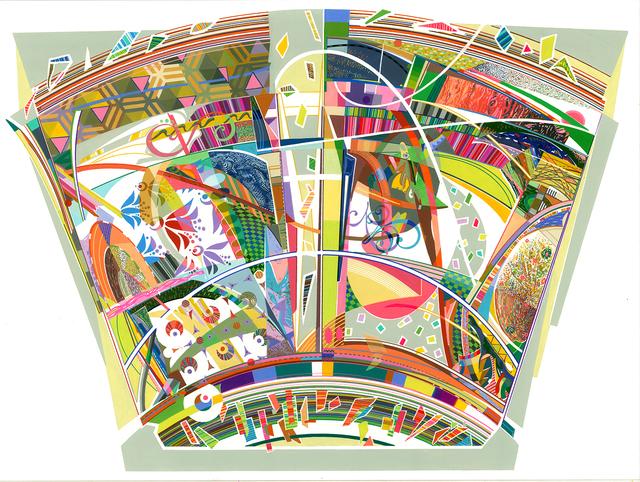 , 'wonderkabinet,' 2015, Kirk Stoller