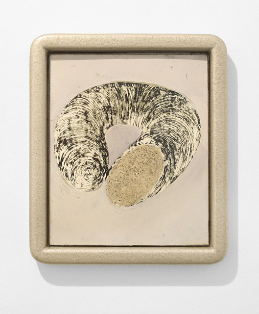 , 'o.T. (leberwurst I),' 2017, galerie burster