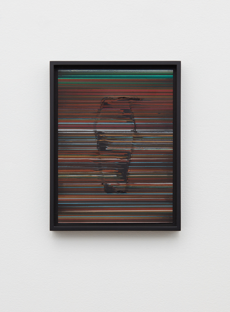 , '12 O'Clock,' 2018, Klowden Mann