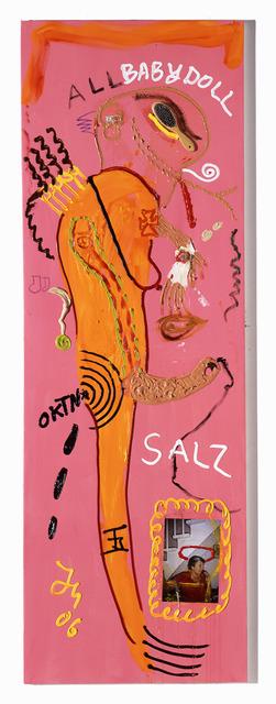 , 'Alles verschwand an der HAIHAUT...,' 2006, Contemporary Fine Arts