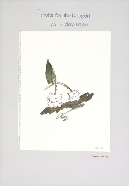 , 'Litchis (Fruits for the Dessört),' 1986, Schacky Art & Advisory