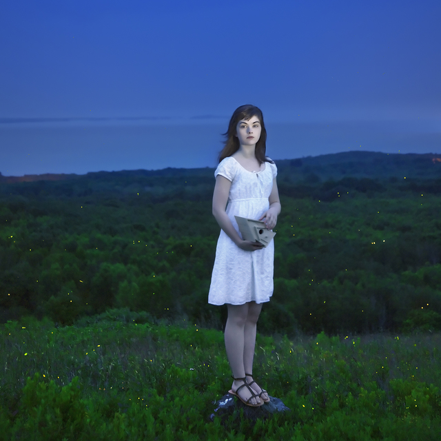 , 'Devin and the Fireflies,' 2010, photo-eye Gallery