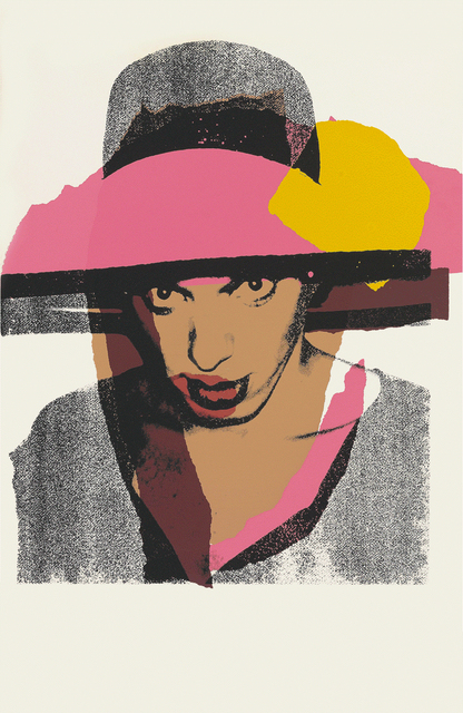 Andy Warhol, 'Ladies and Gentlemen II.130', 1975, Hamilton-Selway Fine Art