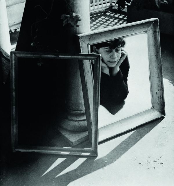 , 'Self-portrait,' 1938, Jeu de Paume