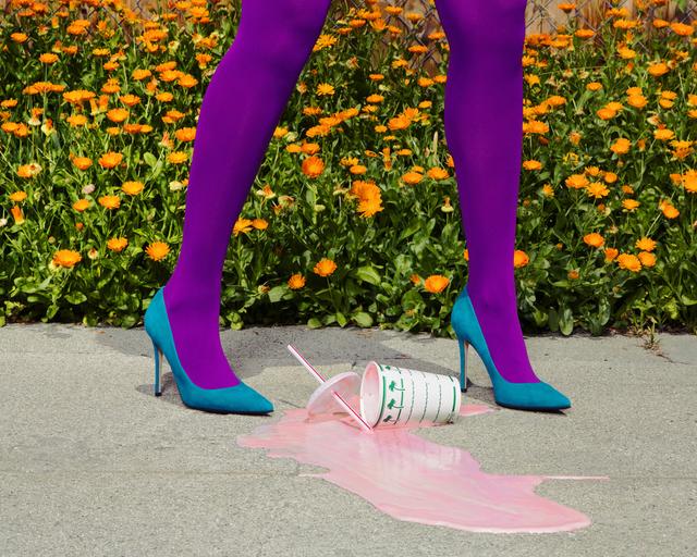 , 'Shaken,' 2014, De Soto Gallery