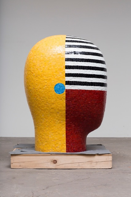 , 'Untitled Head Form 2,' 2015, Duane Reed Gallery