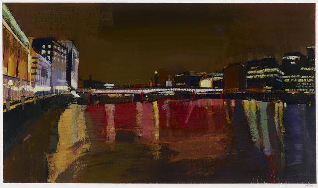 , 'London Bridge III,' 2010, Robert Eagle Fine Art