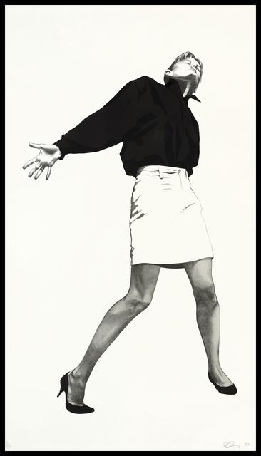 Robert Longo, 'Sandy from Men in the Cities', 1999, Fine Art Mia