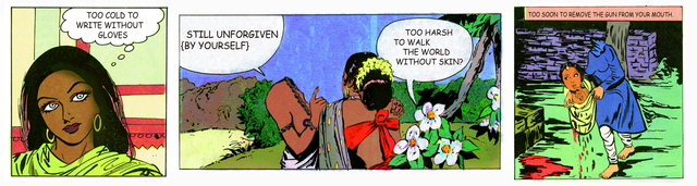 Chitra Ganesh, 'She the Question, Still Unforgiven', 2012, ISCP: Benefit Auction 2019