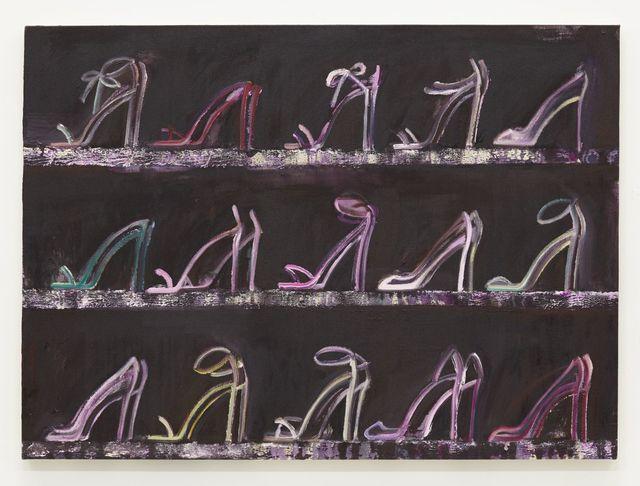 , 'In a shoe closet,' 2015, Tomio Koyama Gallery
