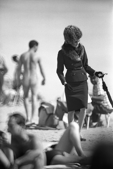 , 'Naked Beach,' 1962, Nikola Rukaj Gallery
