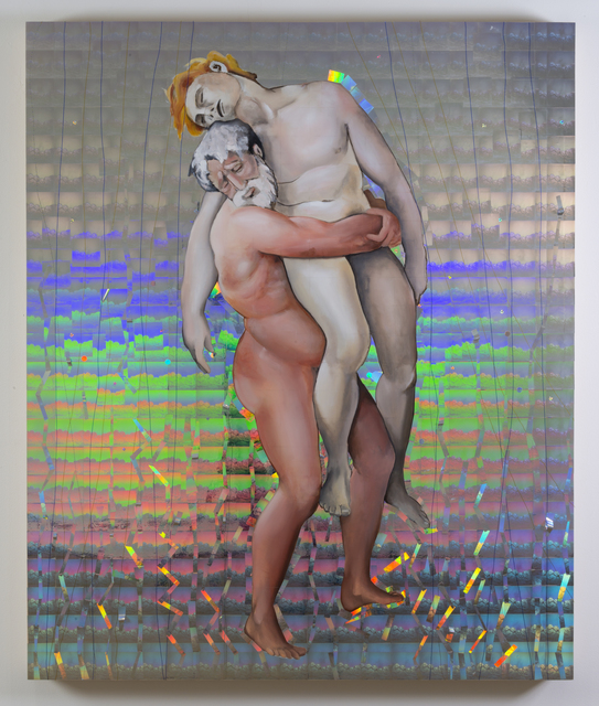 , 'Salvation of Noah,' 2015-2016, Castor Gallery