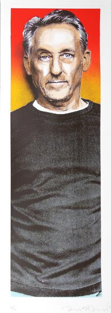 , 'Ed Ruscha (Blue Shirt),' 2011, Bert Green Fine Art