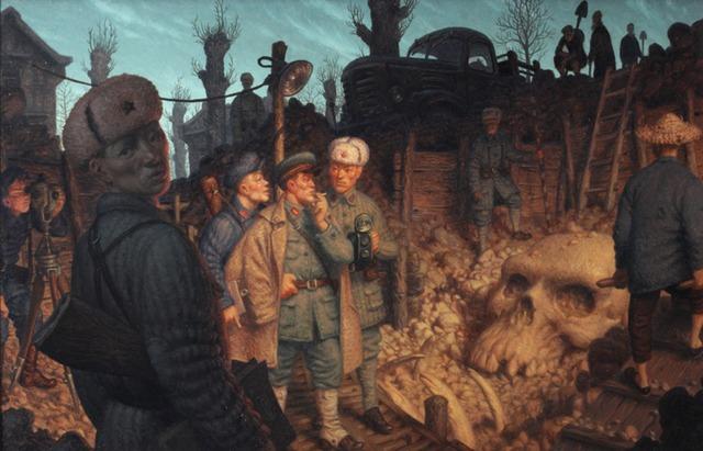 Peter Ferguson, 'The pla found a giant', 2014, Coleccion SOLO