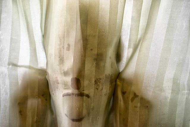 , 'Water Mask,' 2017, CRUSHCURATORIAL