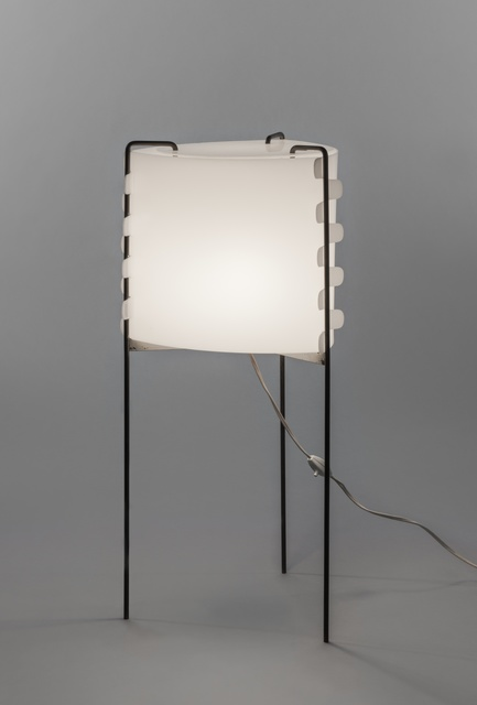 , 'Floor lamp M4,' 1957-1958, Galerie Pascal Cuisinier