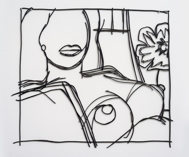 Tom Wesselmann, 'From Nude Painting Print (Gray)', 1979, Galerie Thomas