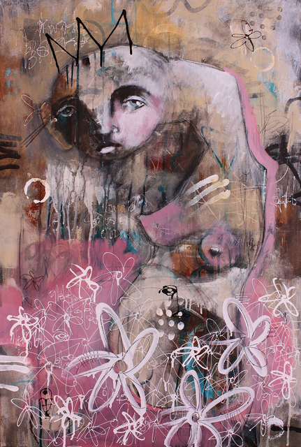 , 'Because She Can,' 2018, Corvidae Gallery