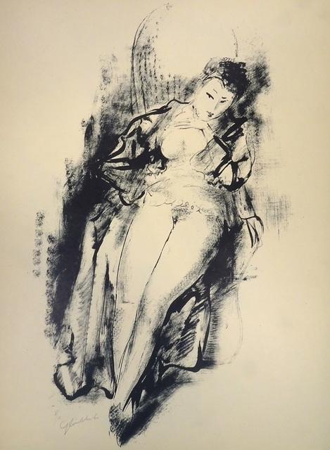 Nicolas Gloutchenko, 'Nude', 1928, Wallector