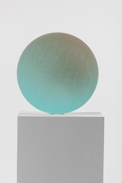 , 'Blue to Gray Circle,' 1970, Almine Rech Gallery