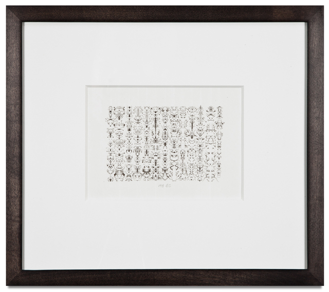 , 'UNTITLED (APRIL 6, 1998),' 1998, Kohn Gallery