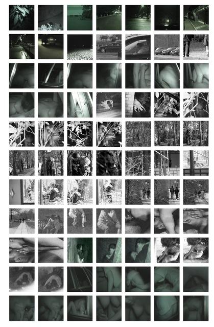 , 'The Unlawful meetings,' 2014, Christophe Guye Galerie