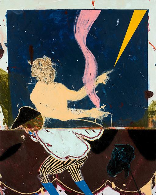 Kenichi Hoshine, 'Patrol At Dusk', 2017, Coleccion SOLO