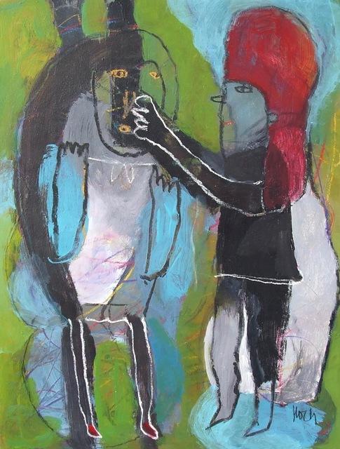 , 'A Pinch,' 2017, Hanson Howard Gallery