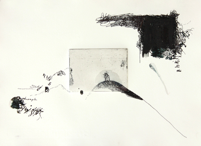 , 'AM Plate D (June '10),' 2010, David Krut Projects
