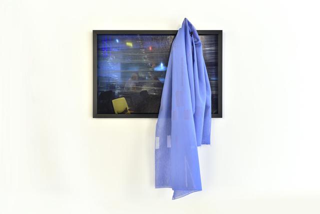 , 'Transparent Wrap,' 2015, Blindspot Gallery
