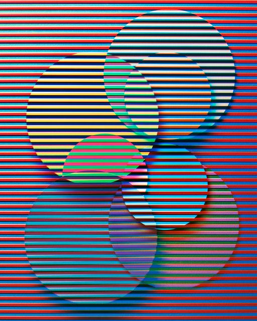 , 'Transition H45,' 2016, M+B