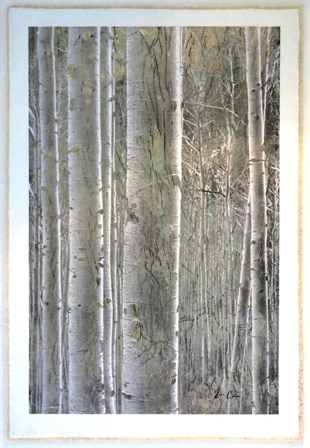 Bill Claps, 'Aspen Stand', 2015, Laurent Marthaler Contemporary