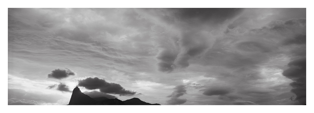 , 'Corcovado entre nuvens,' , Galeria Tempo