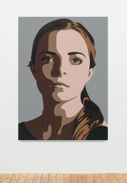 , 'Lily, eyes straight, head left 2,' 2014, Galeria Mário Sequeira