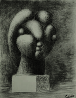 Pablo Picasso, 'Sculpture d'une tête (Marie-Thérèse) (Sculpture of a Head, Marie-Thérèse)', 1932, Fondation Beyeler