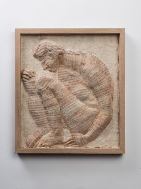 , 'Bandaged Figure No.1,' 2018, Gazelli Art House