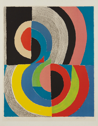 Sonia Delaunay, 'Plougastel,' 1970, Phillips: Evening and Day Editions (October 2016)