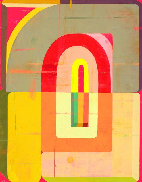 Deborah Zlotsky, 'Quatre', 2018, Kathryn Markel Fine Arts