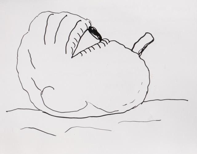 , 'Smoking,' 1974, Galerie Gabrielle Maubrie
