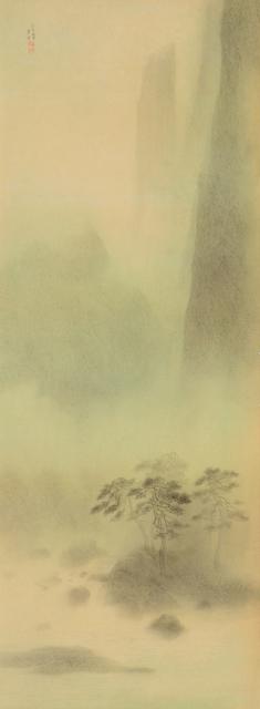 Chung-Ming Su, 'Green Stream and Mountains 碧水拍山', 2016, Artrue Gallery