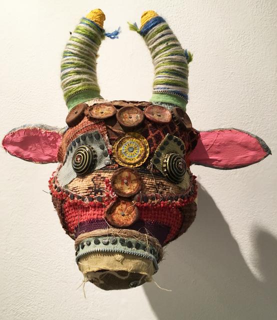 , 'Full of Bull,' 2017, BoxHeart